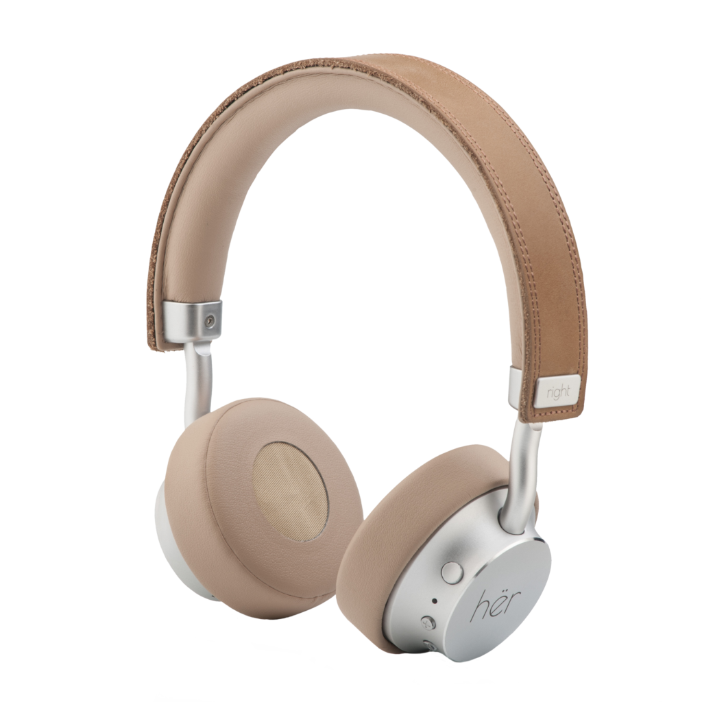 hër headphones - just for her!